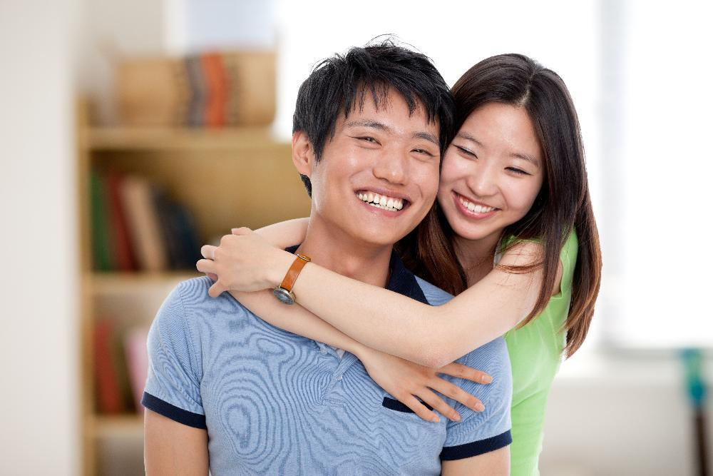 couple smiling | Cosmetic Dentistry in Kingsport TN