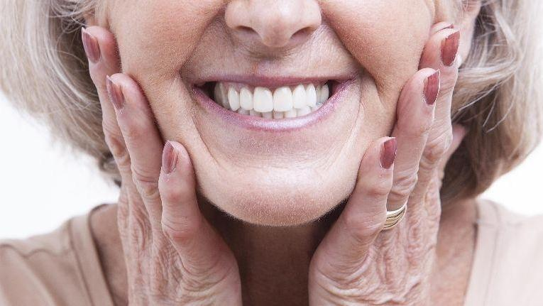 Older Woman Smiling | Hagan Dentistry